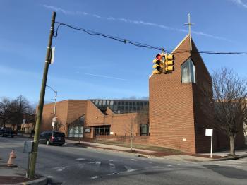 Providence Baptist Church, 1401 Pennsylvania Avenue, Baltimore, MD 21217