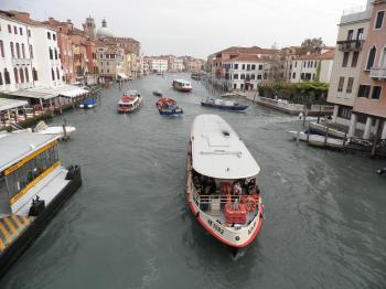 Public transport in Venice