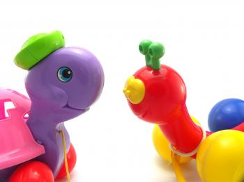 Pull toys