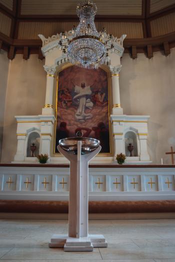 Pyhän Jaakon kirkko, Renko, Finland