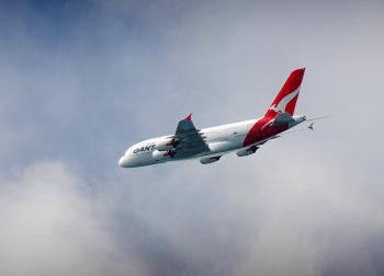 Qantas Airbus A380