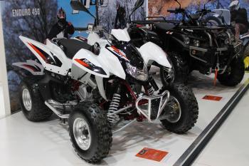 Quad triton 450