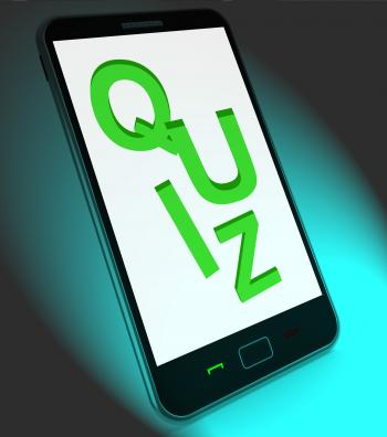 Quiz On Mobile Means Test Quizzes Or Questions Online