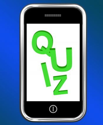 Quiz On Phone Means Test Quizzes Or Questions Online