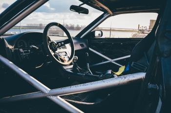 Race Car Interior
