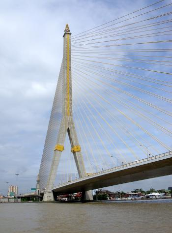 Rama VIII Bridge, Bangkok