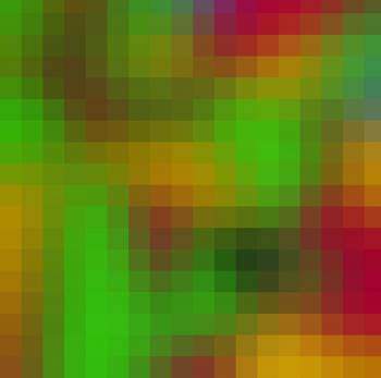 Random Pixel Pattern