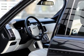 Range Rover Steering