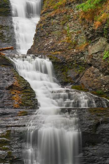 Raymondskill Falls - HDR