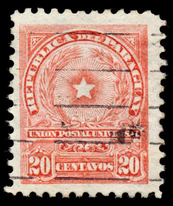 Red State Arms Stamp