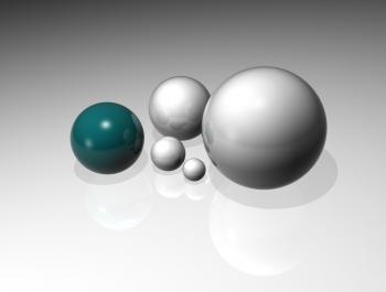 Reflecting Spheres