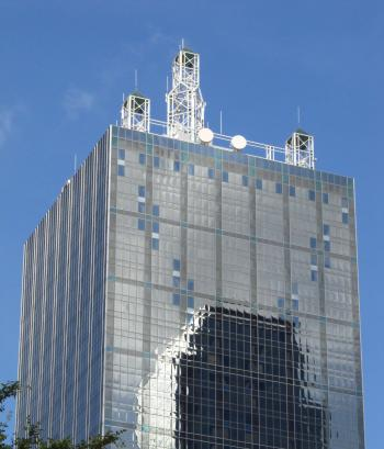 Reflective Building