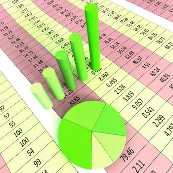 Report Graph Represents Infograph Diagram And Financial