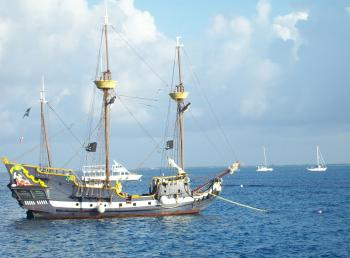 Reproduction of Historic Ship