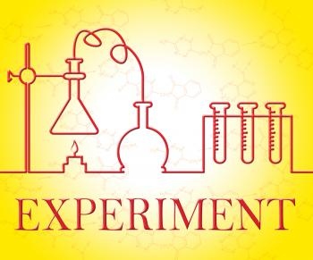 Research Experiment Shows Equipment Investigation And Studies