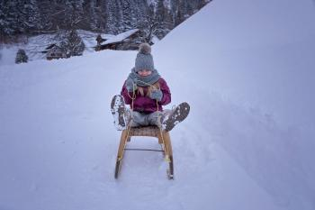 Ride of Winter