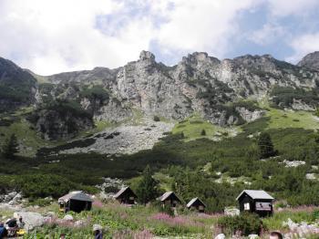 Rila Mountains.