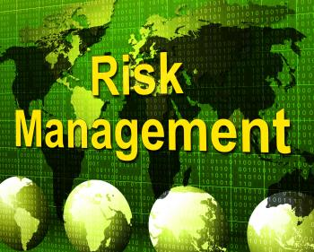 Risk Management Means Authority Manager And Administration