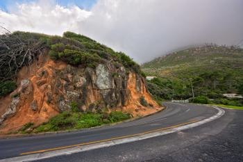 Road Bump - HDR