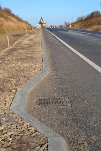 Road drainage