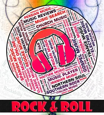 Rock And Roll Represents Sound Track And Acoustic