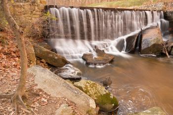 Rock Run Falls