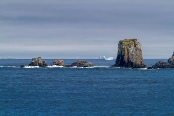 Rocks and Icebergs