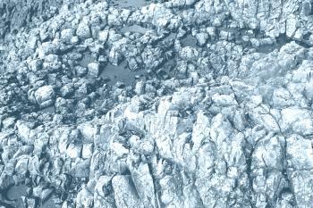 Rocks at Ballintoy Harbour