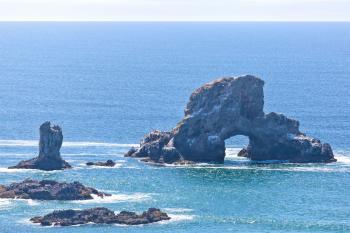 Rocks at Shore