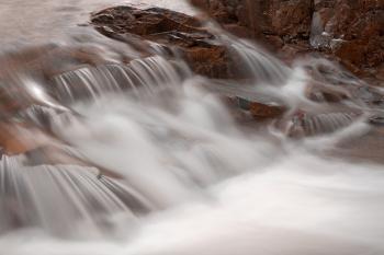 Rocky Gorge Cascades - HDR