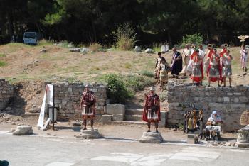 Romans in Turkey