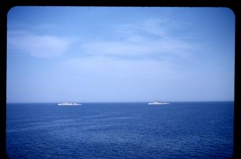 Rome / Naples / Genoa / Athens / At Sea