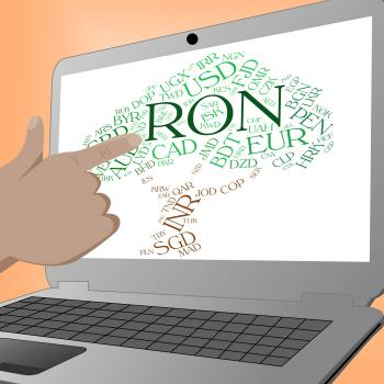 Ron Currency Means Forex Trading And Currencies
