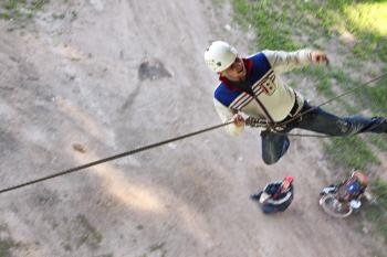 Rope jumper