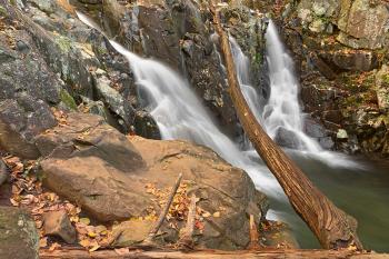 Rose River Falls - HDR