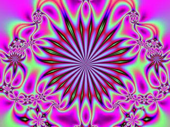 Rotary fractal lite