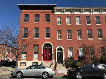 Rowhouse, 5 S. Gilmor Street, Baltimore, MD 21223
