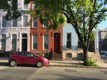 Rowhouses, 19–23 E. 22nd Street, Baltimore, MD 21218