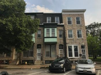 Rowhouses, 207–211 E. 23rd Street, Baltimore, MD 21218