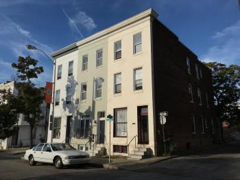 Rowhouses, 2500-2504 N. Calvert Street, Baltimore, MD 21218