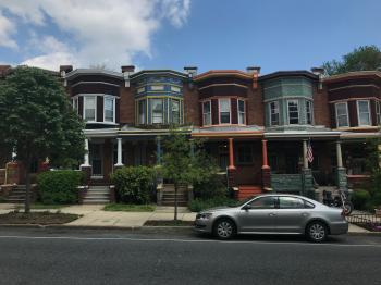 Rowhouses, 2521–2527 Guilford Avenue, Baltimore, MD 21218