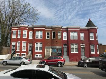 Rowhouses, 2537-2545 Greenmount Avenue, Baltimore, MD 21218