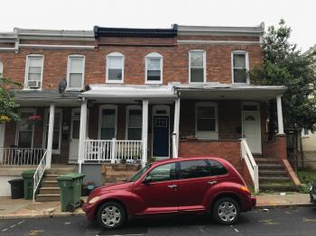 Rowhouses, 3112–3116 Ellerslie Avenue, Baltimore, MD 21218