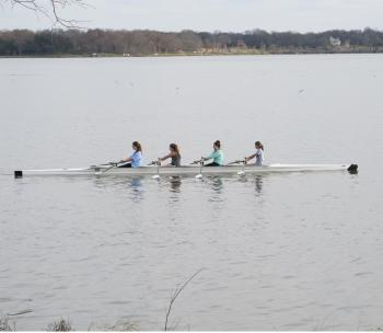 Rowing in the River