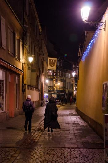 Rue des dentelles