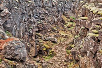 Rugged Rift Valley Trail - Thingvellir
