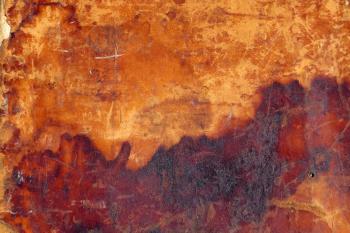 rust on iron