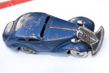 Rusting Car Toy