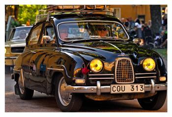 Saab 96 DE Luxe 1961