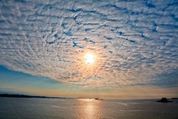 Saint-Malo Sunset Scenery - HDR